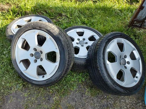Aluminiowe Felgi  R17 225/45