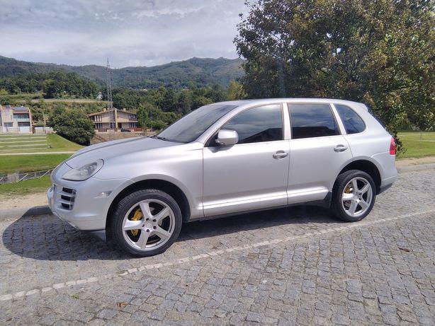 Porsche Cayenne Diesel Look GTS