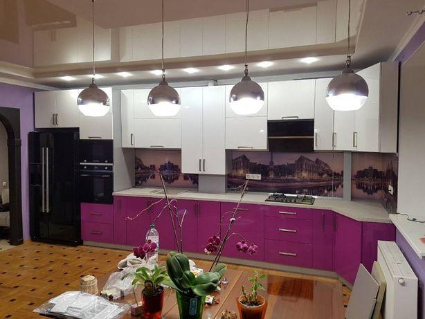 **NEW! Бесплатный замер! Шикарная Кухня на заказ мебель в кухню.