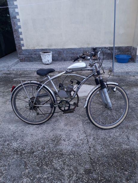 Bicicleta bina a