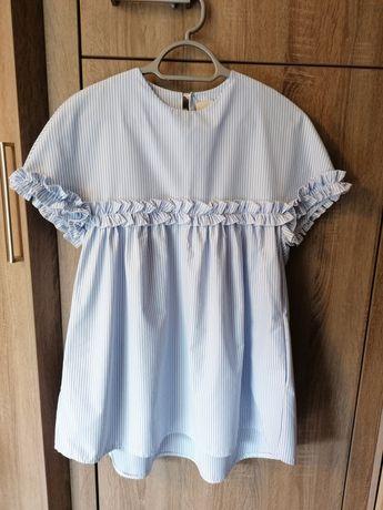 Bluzka, tunika, doskonała również jako ciążowa rozm. 38