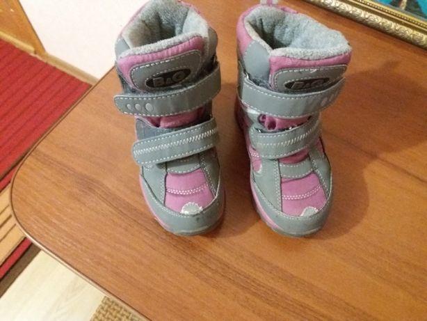 Сапожки (термо-ботинки)