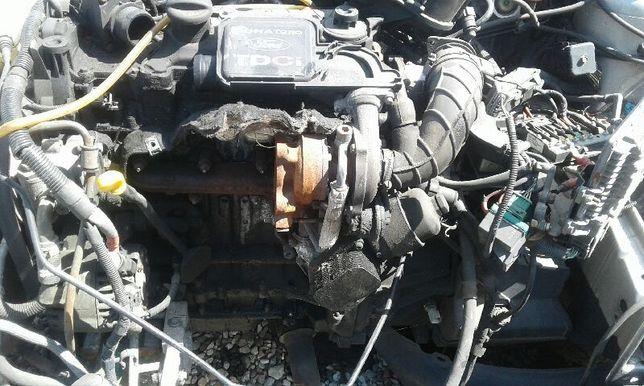 Silnik ford fiesta 1,4 diesel
