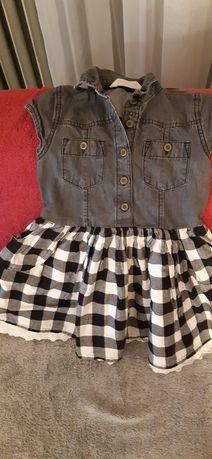 Uzywana sukieneczka na 110 ,7 zl Góra Teksas,Dul czarno bial