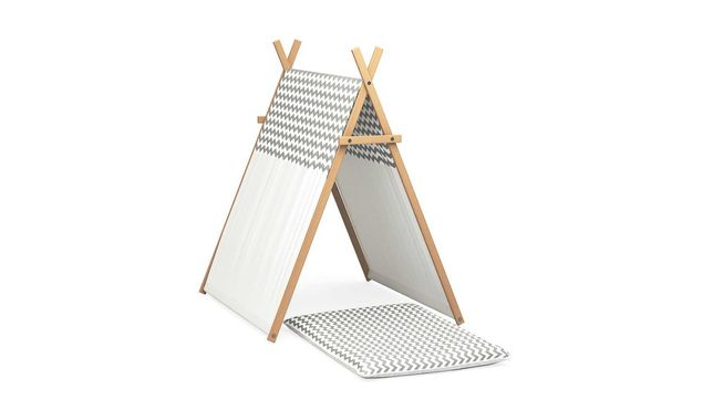 Niemowlęcy Namiot TIPI z Wodoodpornym Materacem od ATB Meble