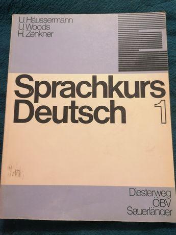 Sprachkurs Deutsch 1 książka do nauki języka niemieckiego