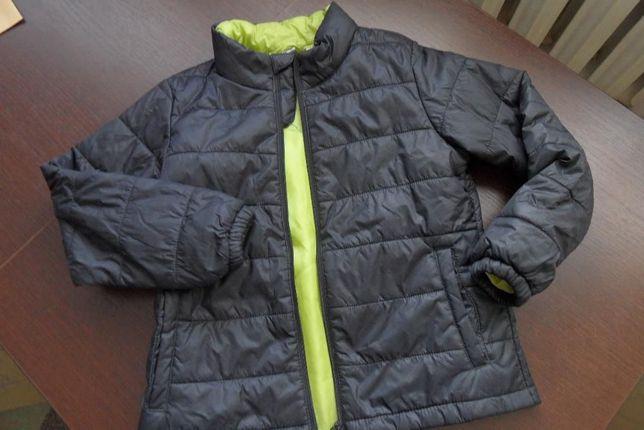 czarna kurtka kurteczka pikowana przejściowa.Zara 122 r