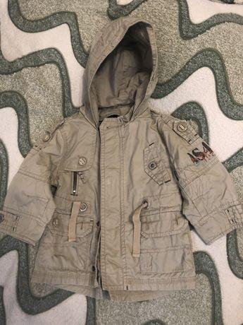 Детская Куртка ( парка)  - ветровка NEXT