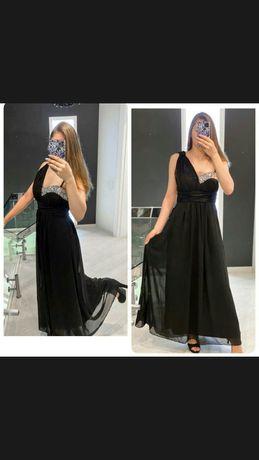 Нова сукня вечірне чорне плаття + POLLARDI сумка шопер нова