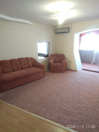 Продам 4х комнатную квартиру с автономным отоплением. В кирпичном доме