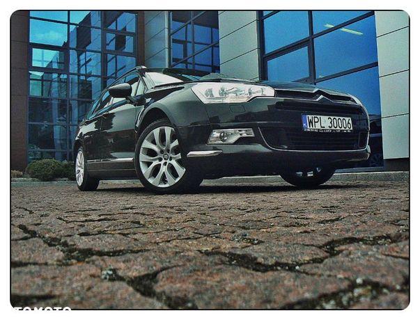 Citroën C5 Platinum Navi LED Jak Nowa Serwis Bez Wypadkowy Okazja.