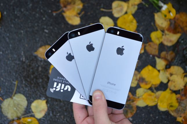 Iphone SE 16/32/64Gb  Оригинал Гарантия Магазин! Не дорого!