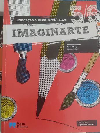 IMAGINARTE, educação visual 5/6°ano