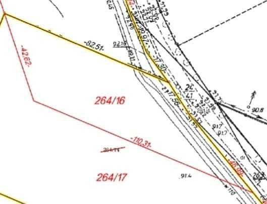 Duża działka 3039m2 Grzebienisko