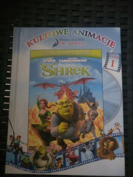 Film DVD+książka