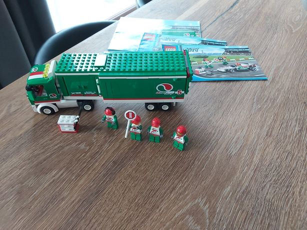 Lego city ciężarówka 60025