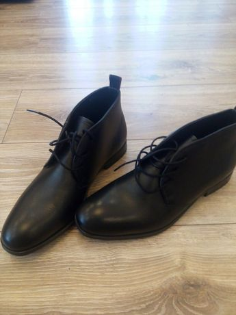 Ботинки туфли 40 - 41 Hugo Boss ecco hilfiger Armani