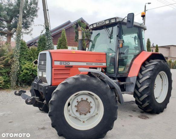 Massey Ferguson 8130  Ciągnik rolniczy traktor
