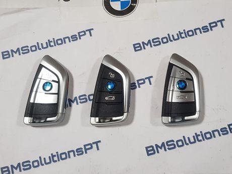 Chave BMW F20 F30 F2x F3x Smartkey F G X1 X2 X3 i3 i8 etc