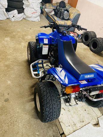 Yamaha Warrior 350 z Holandii  2000r. VIN Homologacja do rejestracji