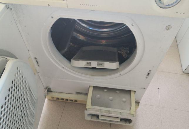 Maquina de secar roupa zanussi
