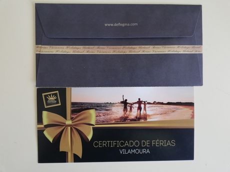 Certificado de Ferias Vilamoura