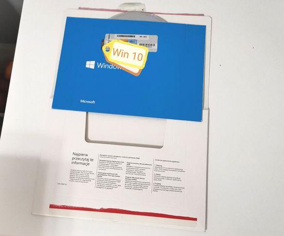 Windows 10 Home - oryginał faktura zakupu.