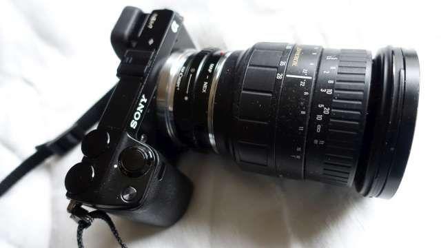SIGMA 28-200 3,8-5,6 UC Minolta AF / Sony A