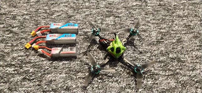 Dron FPVCycle Toothpick 3 cale FLYSKY