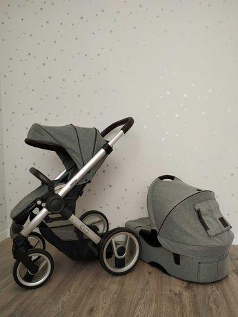 Универсальная коляска Mutsy EVO 2 2 в 1 Farmer Mist Мутси Ево 2020