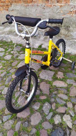 Rowerek dziecięcy ViVi Bikes / koła 16' + kółka