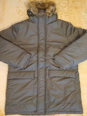 Продам новую зимнюю мужскую куртку, размер L (177-183 см)