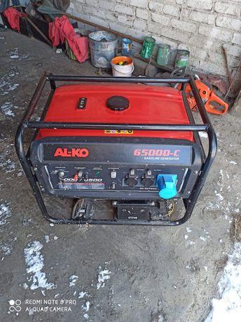 Agregat Prądotwórczy ALKO 6500 DC