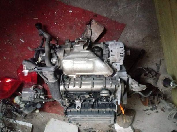 silnik 1.4 80KM fabia polo