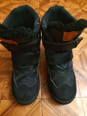 Ботинки Minimen на мальчика 34р.