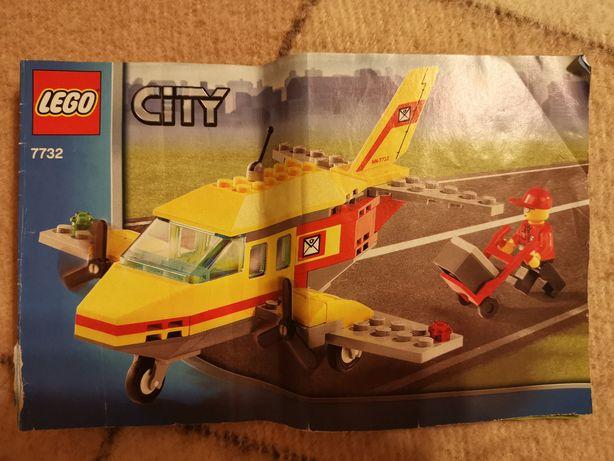 Lego City 7732 klocki Lego