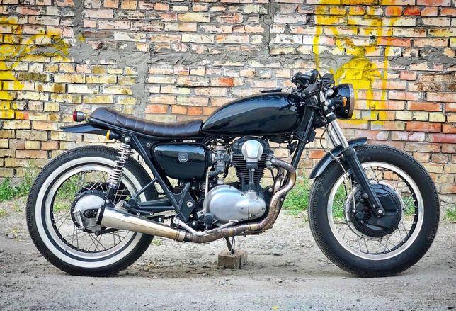 Продам мотоцикл Kawasaki W650
