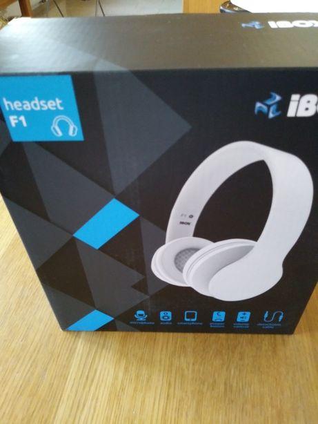 Słuchawki IBOX F1