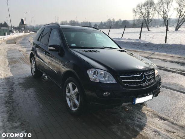 Mercedes-Benz ML Mercedes Ml W164 12 lat w Polsce. Benzyna + LPG. Przebieg 177000