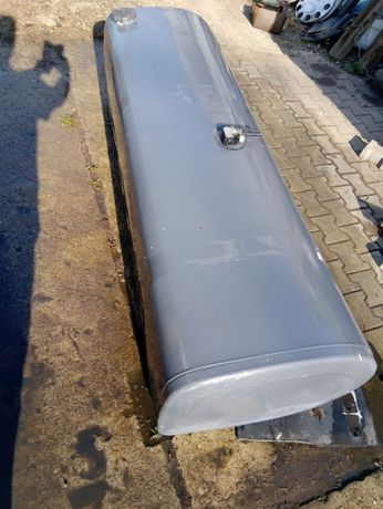 zbiornik paliwa renault magnum, premium, scania, volvo, 750L, mauzer