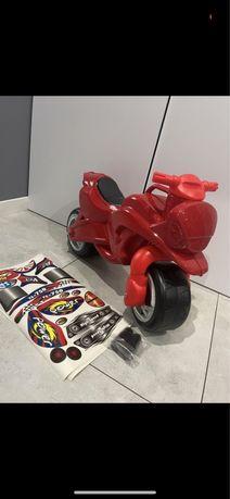 motor biegowy dziecięcy jeździk bez pedałów