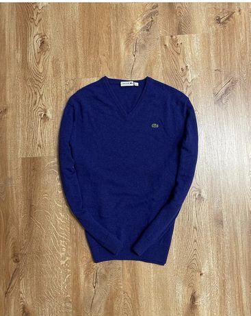 Lacoste свитер свитшот