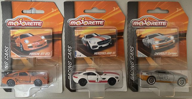 Majorette - Racing Cars