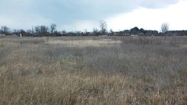 Продам земельный участок под застройку в с. Каневское (Запорожье)
