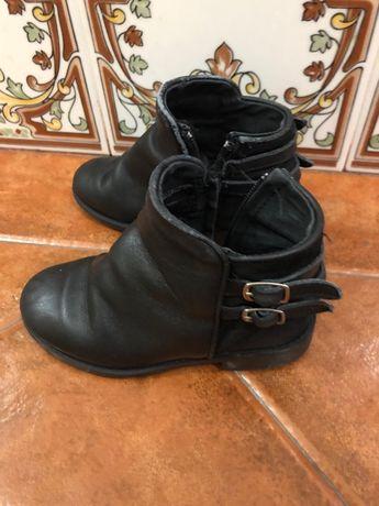 Botas de menina Zara