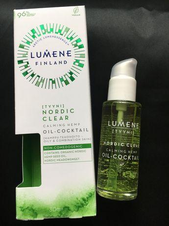 NOWY Lumene Tyyni Nordic Clear Oil-cocktail kojący Koktail 30ml OKAZJA