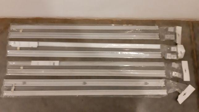 Ikea panel aluminiowy listwa Imperativ 5 sztuk