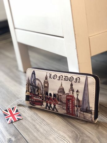 Portfel Londyn