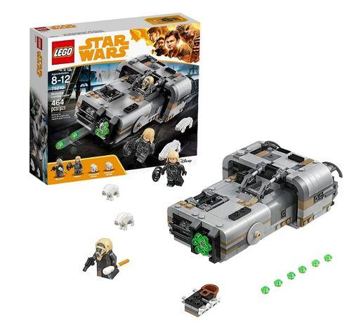 LEGO Star Wars 75210 Moloch's Landspeeder Лего Зоряні війни Звездные