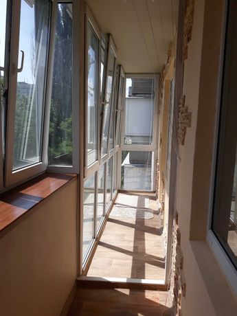 Двух комнатная квартира м Левобережная 10 мин пешком